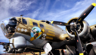 "Catalog #5010 - ""Nine-O-Nine"" - Boeing B17G Flying Fortress"