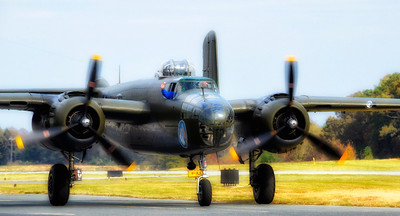 B-25J Mitchell - Briefing Time