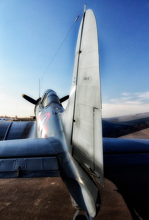 """Lady in Blue"" - Douglas Dauntless SBD-5"
