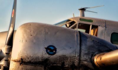 1944 Beech C-45F Expeditor