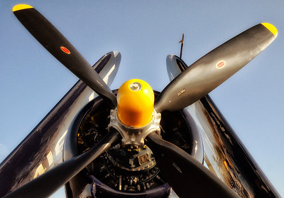 1945 Chance Vought F4U Corsair