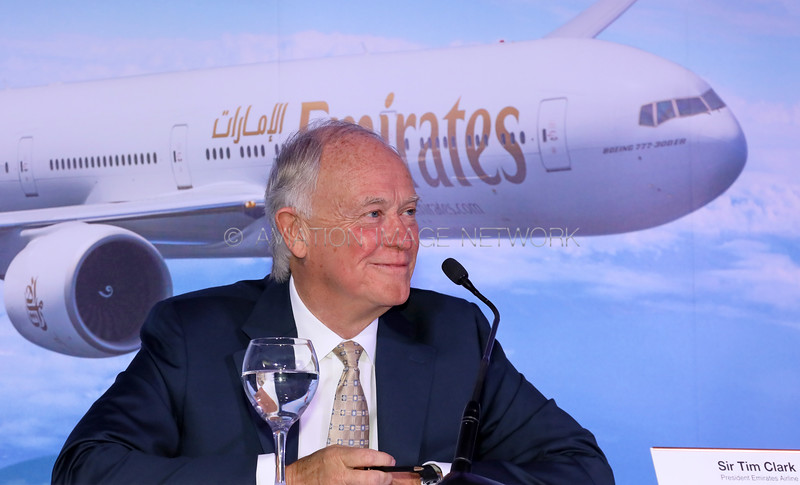Sir Tim Clark | President | Emirates Airline