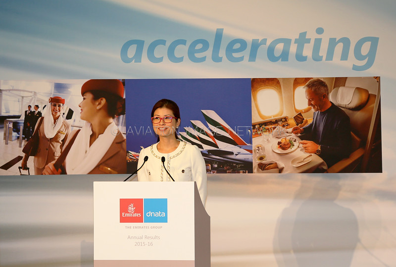 Valerie Tan | VP Public Relations | Emirates Group