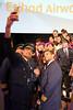 Etihad Airways Crew Members Selfie