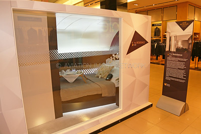 The Residence A380 at Bloomingdale's | Etihad Airways