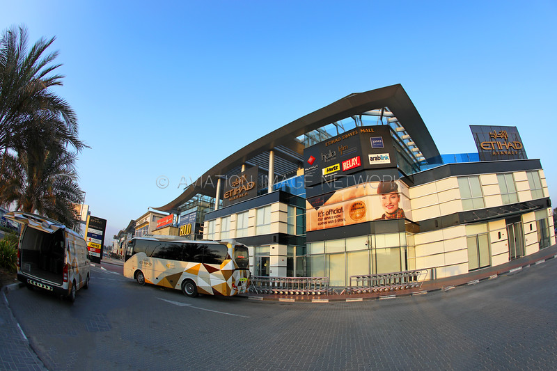 Etihad Travel Mall