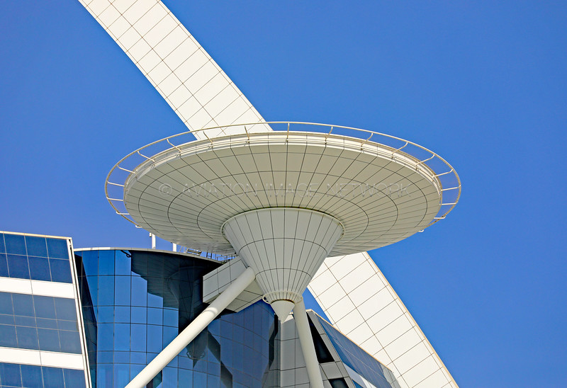 Burj Al Arab Resort Helipad