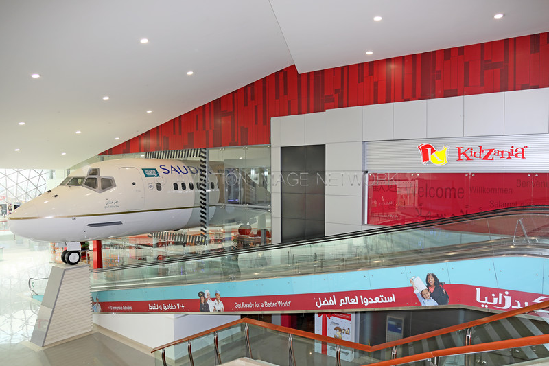 Saudia at KidZania International Airport