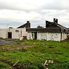 Former Officers Mess and Ablutions (much modified),<br /> Ards Airfield.<br /> Demolished.