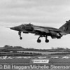 Jaguar at Ards airfield,1987.