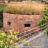 Pillbox at the sewage works near the airfield