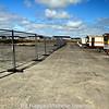 Demolition of the runways for new housing at Ballyhalbert airfield.