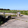 The original entrance to Ballyhalbert airfield.
