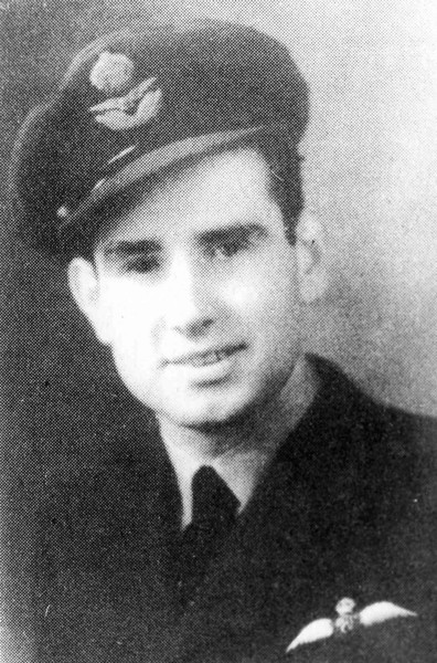 Flight Lieutenant Jim Filson DFC