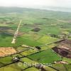 Millisle airfield, County Down. Taken from G-BNKR
