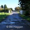 Service road, Millisle airfield.