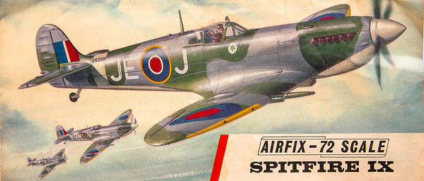 The immortal Spitfire.