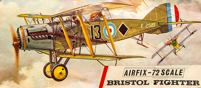 WW1 Bristol Fighter.