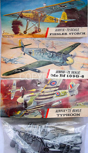 Airfix Red Stripe