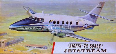 Handley Page navigation Jetstream trainer.