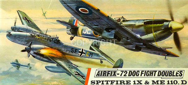 Battle of Britain Dogfight Double