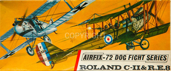 WW1 Dogfight Double.