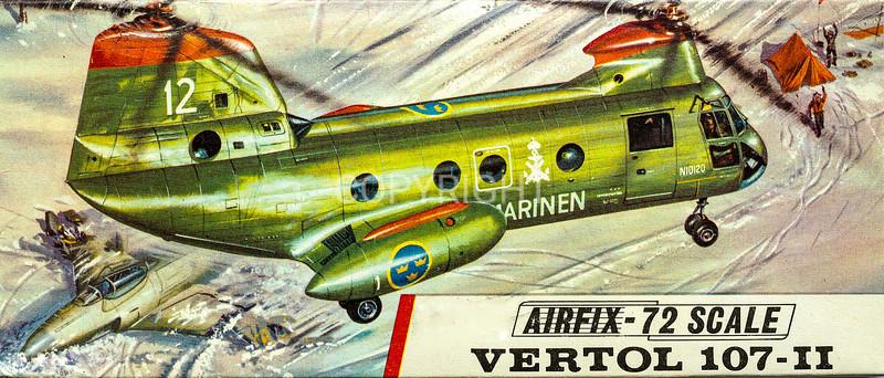 Swedish Boeing Vertol.