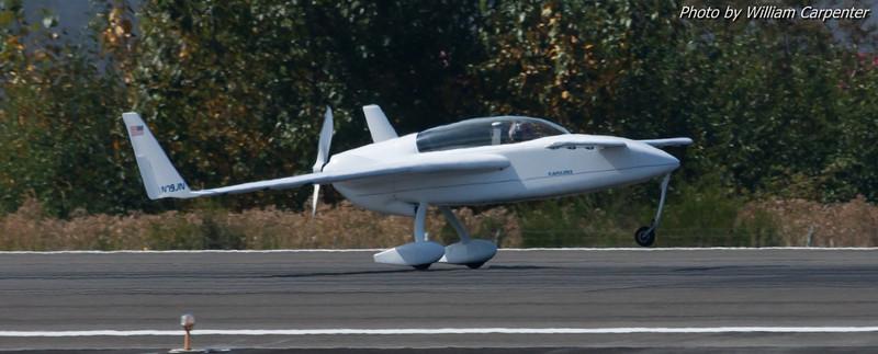 A Rutan Long-EZ.