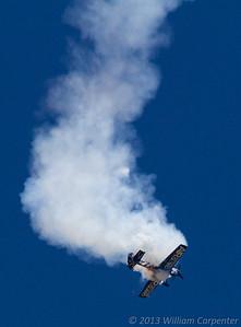John Klatt flies the Air National Guard MXS.