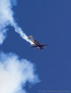 Renny Price flies his Sukhoi Su-29.