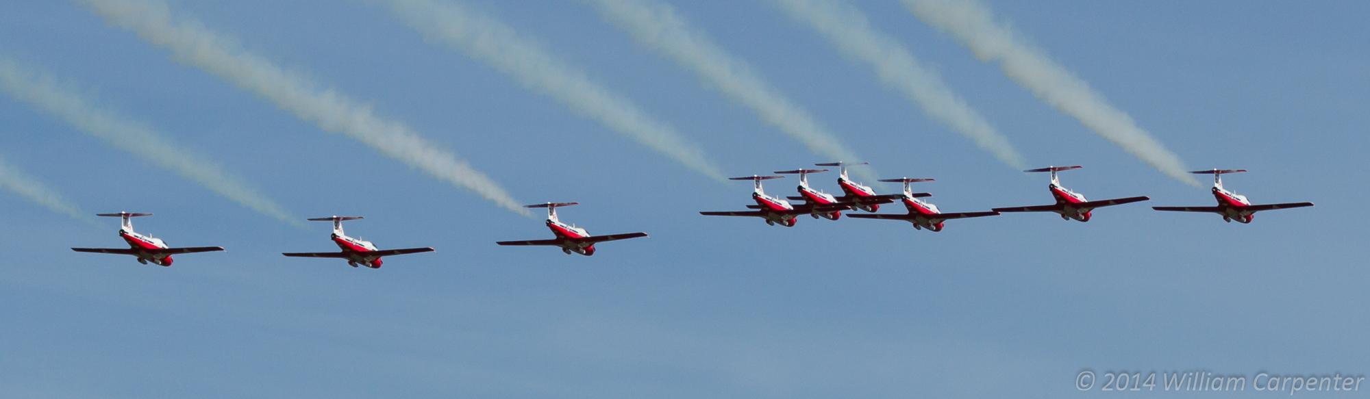 Abbotsford International Air Show 2014 - Friday
