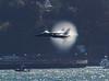 Blue Angel 5's sneak pass: 0.95 Mach 50' off the deck.