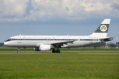 Airline Color Scheme - Introduced 1963