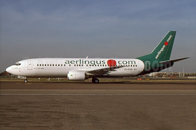 Airline Color Scheme - Introduced 2003 (.com livery)