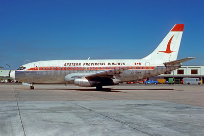 Airline Color Scheme - Introduced 1962