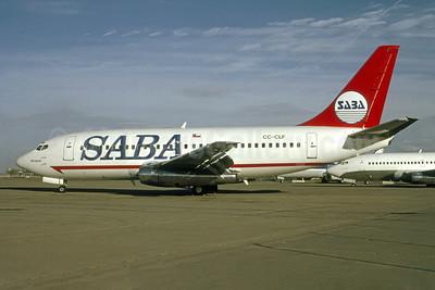 """Airline Color Scheme - Introduced 1991 - """"Iquique"""""""