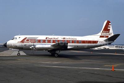 Airline Color Scheme - Introduced 1947 - Best Seller