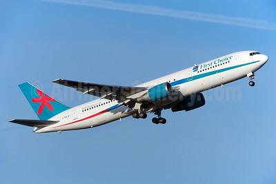 Airline Color Scheme - Introduced 2002