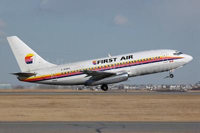 Airline Color Scheme - Introduced 2000