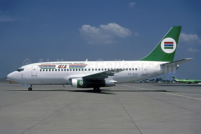 """""""Kanilai"""" - Airline Color Scheme - Introduced 2004"""