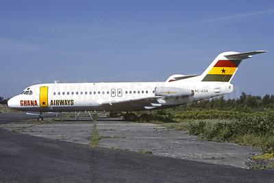Airline Color Scheme - Introduced 1976