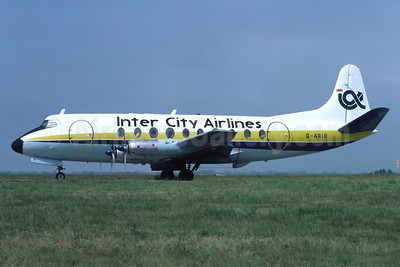 Airline Color Scheme - Introduced 1982