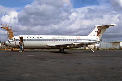 Airline Color Scheme - Introduced 1957