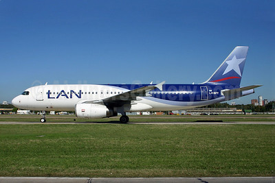 Airline Color Scheme - Introduced 2004 (LAN)