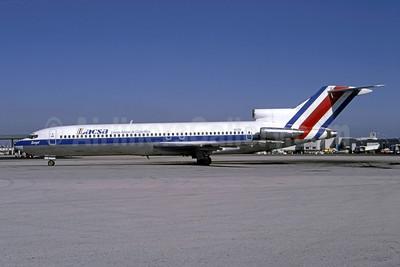 """Zurqui"" - Airline Color Scheme - Introduced ed 1979"