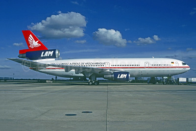 """""""Maputo"""" - Airline Color Scheme - Introduced 1987"""