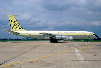 Airline Color Scheme - Introduced 1967