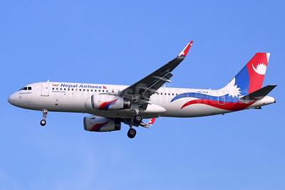 Airline Color Scheme - Introduced 2014