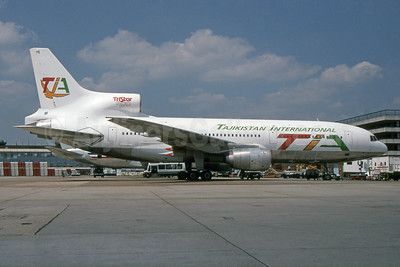Airline Color Scheme - Introduced 1995 - Leased from TAP July 6, 1995