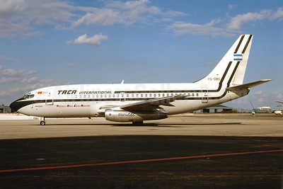 Airline Color Scheme - Introduced 1978